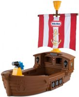 Little Tikes : Piratskib seng - Little Tikes 625954 Børneseng