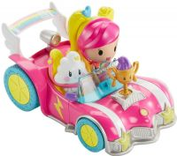 Barbie : Barbie  Video Game Hero Vehicle & Figure - Barbie dukke DTW18