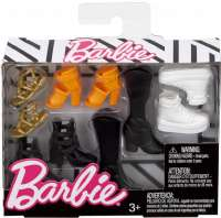 Barbie : Barbie Fashion sko - Barbie FCR92