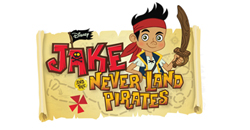 Jake og piraterne logo
