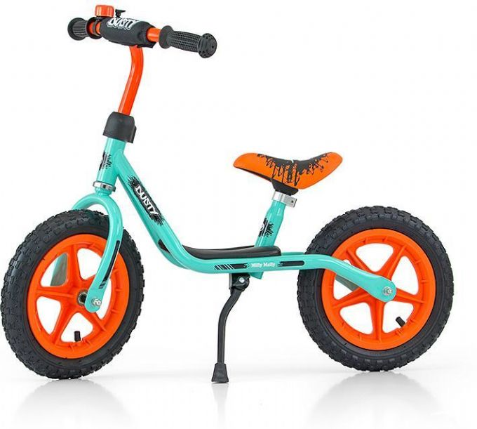 Dusty Pistache-organge Løbecykel 12 tomm | Learner Bikes