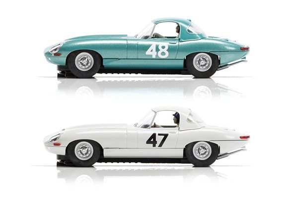 Image of Legends Jaguar E-type 1963 LMTD (07-C3898A)