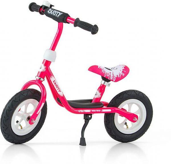 Billede af Dusty Pink Løbecykel 10 tommer