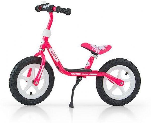 Billede af Dusty Pink Løbecykel 12 tommer