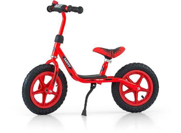 Billede af Dusty Rød Løbecykel 12 tommer
