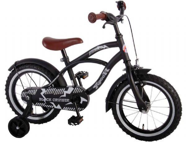 Billede af Børnecykel Black Cruiser 14 tommer
