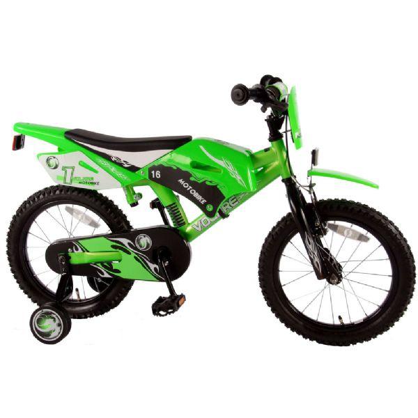 Billede af Børnecykel Motorbike 16 tommer