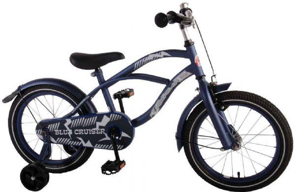 Billede af Børnecykel Blue Cruiser 16 tommer