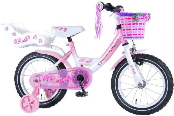 Billede af Børnecykel Rose 14 tommer