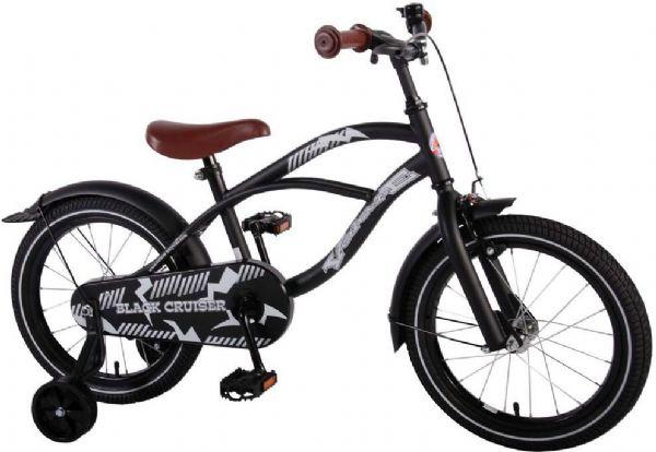 Billede af Børnecykel Black Cruiser 16 tommer