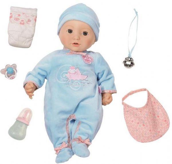Image of Baby Annabell Bror Dukke (118-794654)