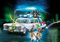 Playmobil : Ghostbusters Ecto-1 bil - Playmobil Ghostbusters 9220