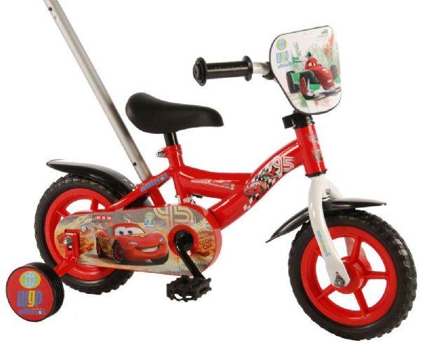 Disney Cars Børnecykel 10 tommer