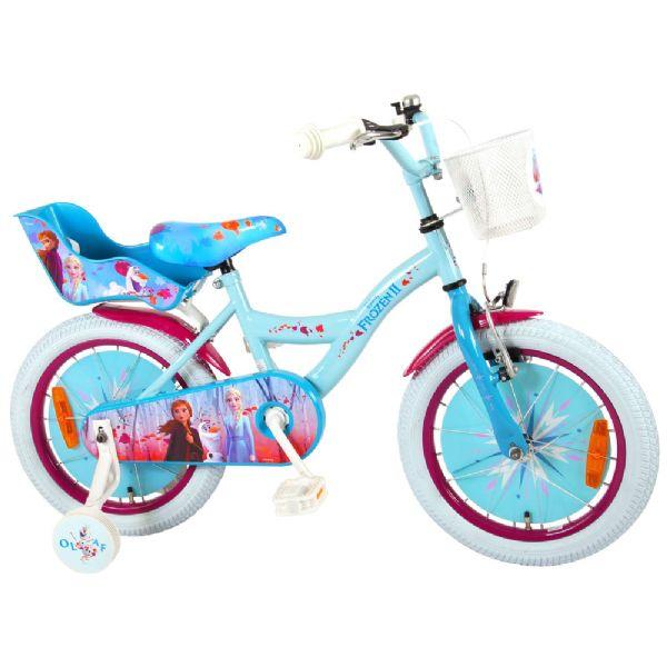 Image of Disney Frost 2 Børnecykel 16 tommer (199-091650)
