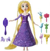 Disney Princess : Rapunzel spin and style dukke - Disney Tangled the series dukker C1748