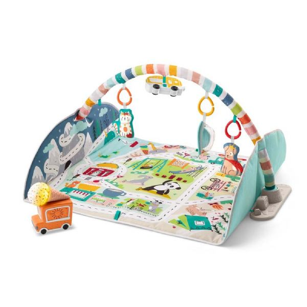Image of Fisher Price Storby Aktivitetsmåtte (20-0GJD41)