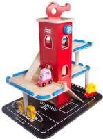 garageanlæg legetøj