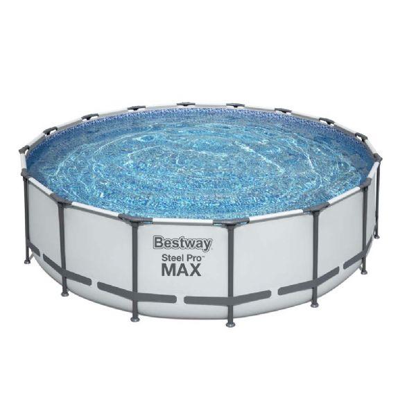 Image of Steel Pro Max Pool 19.480L 488x122cm (219-05612Z)