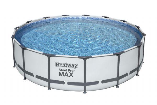 Image of Steel Pro MAX pool 14.970L 457x107 cm (219-056488)