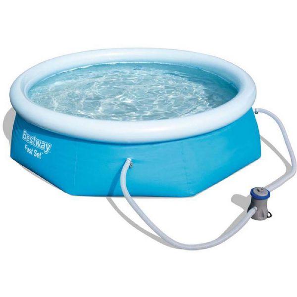 Image of Fast Set pool 2.300L 244x66 cm (219-057268)