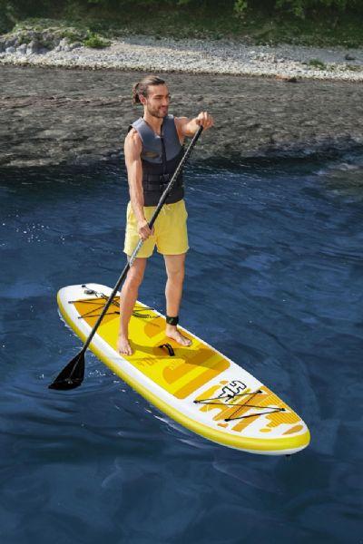 Image of Aqua Cruise Paddle Board 320x76x12cm (219-065348)
