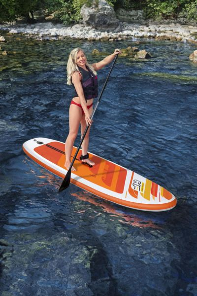 Image of Aqua Journey Paddle Board 274x76x12cm (219-065349)