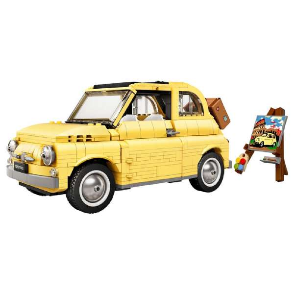 Image of Fiat 500 (22-010271)