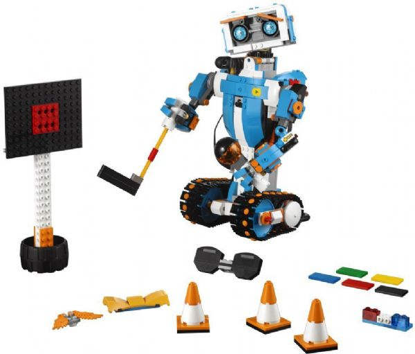 Image of LEGO Boost Kreativ værktøjskasse (22-017101)