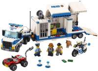 Lego City : Mobil kommandocentral - LEGO 60139 City