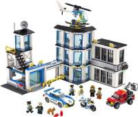 Lego City : Politistation - LEGO 60141 City