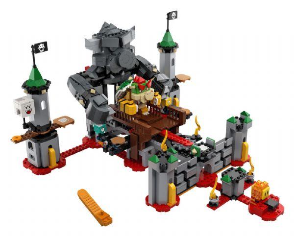 Image of Bowsers slot - bosskamp - udvidelsessæt (22-071369)