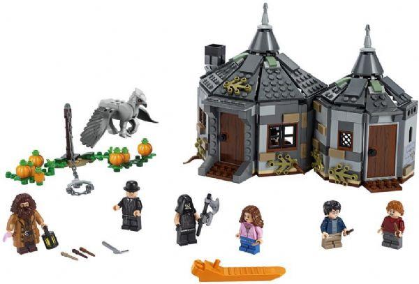 Image of Hagrids hytte: Stormvinds redning (22-075947)
