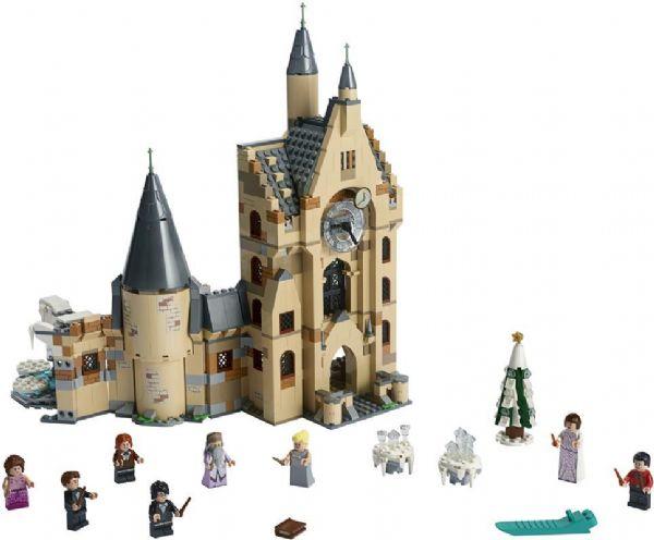 Image of Hogwarts-klokketårn (22-075948)