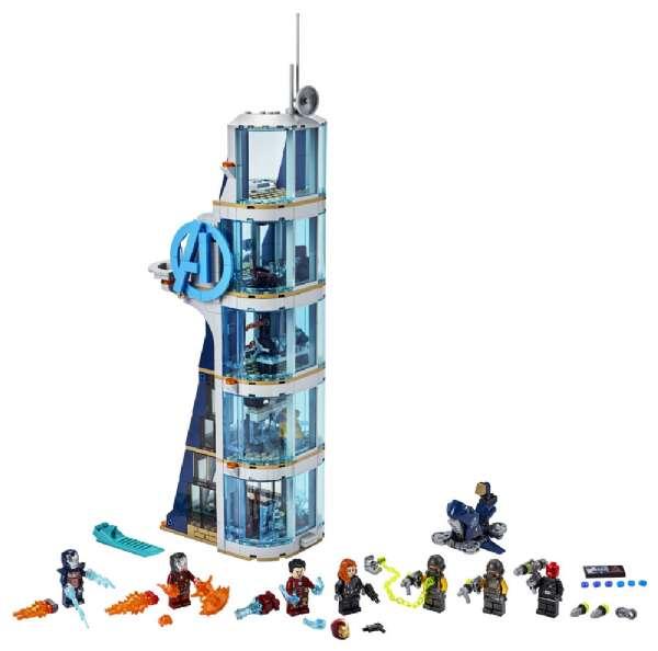 Image of Kamp om Avengers-tårnet (22-076166)
