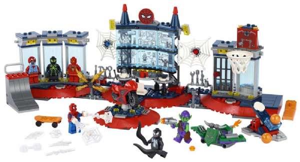 Image of Angreb på Spider-tilholdsstedet (22-076175)