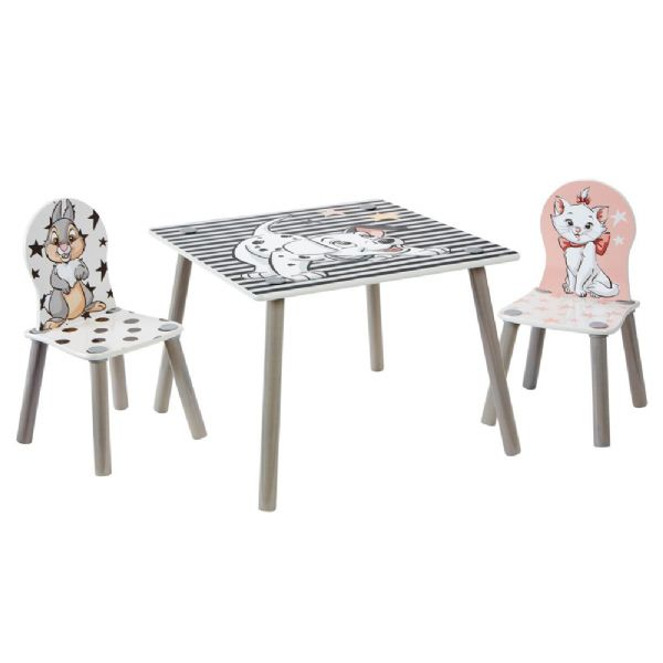 Image of Disneys Klassikere bord og stole (242-143698)