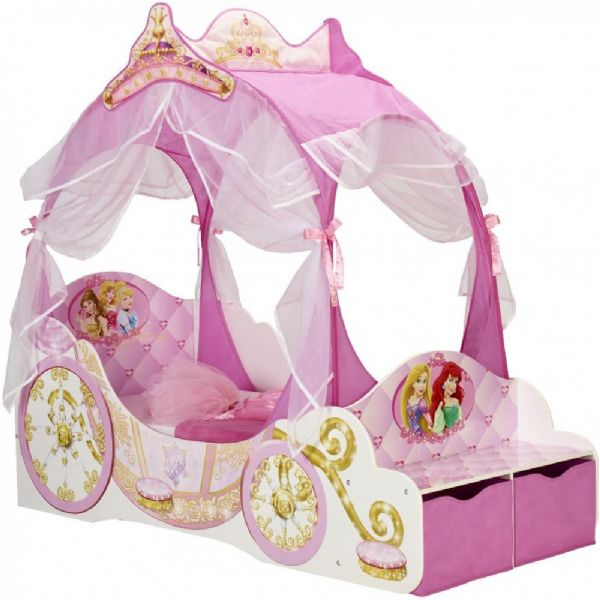 Image of Disney Prinsesse karet seng u / madras (242-648964)