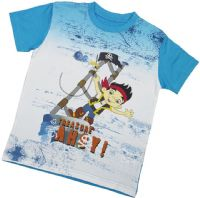 Jake og piraterne : Jake og Piraterne T-shirt - Jake and the Neverland Pirates 14624