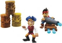 Jake og piraterne : Jake og Flynn helte figursæt - Jake and the Neverland Pirates Y7818