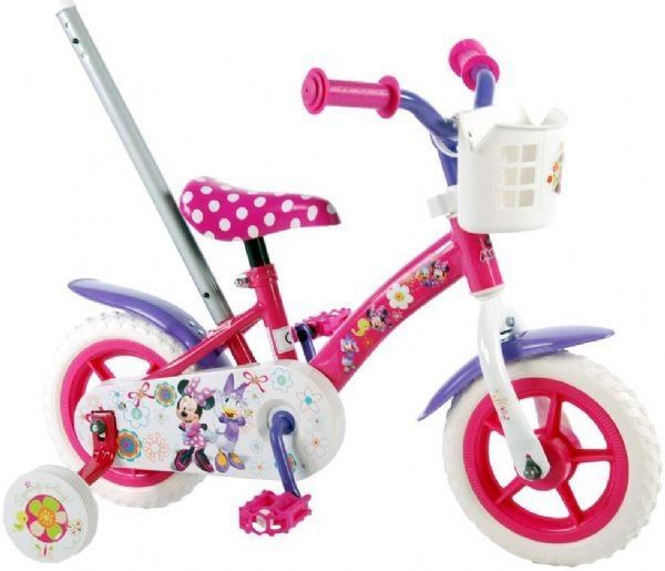 Image of Minnie Mouse Børnecykel 10 tommer (261-310089)