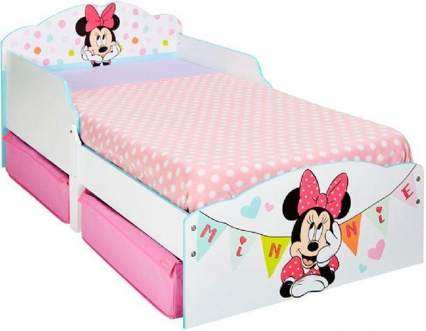 Image of Minnie Mouse juniorseng uden madras (261-667286)