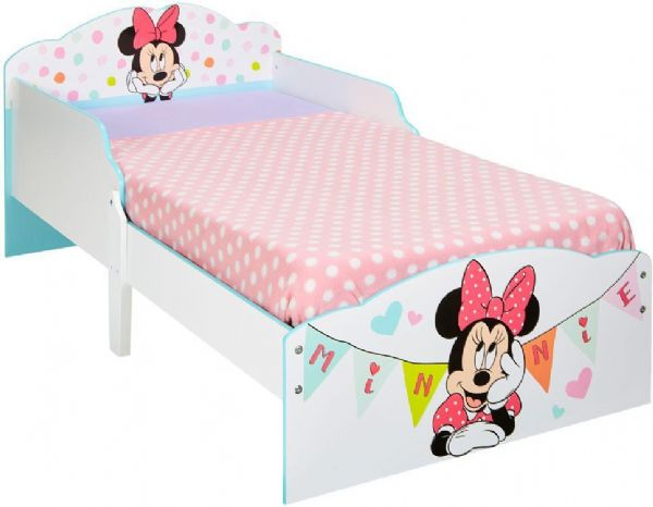 Image of Minnie Mouse juniorseng med madras (261-667514X)