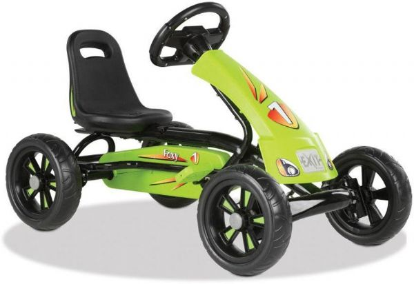 Image of Pedal Go-kart Foxy Green 2+ (267-231000)