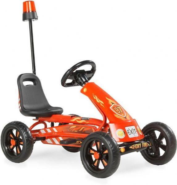 Image of Pedal Go-kart Foxy Fire (267-258433)