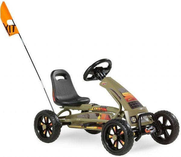 Image of Pedal Go-kart Foxy Expedition (267-258440)