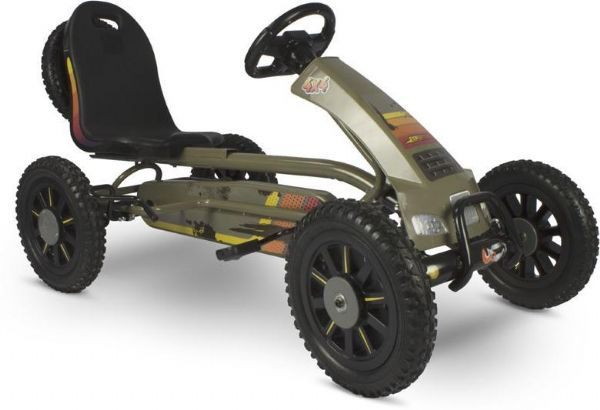 Image of Pedal Go-kart Spider Expedition (267-258464)
