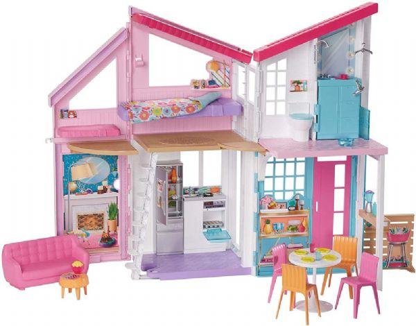 Image of Barbie Malibu Hus (29-0FXG57)