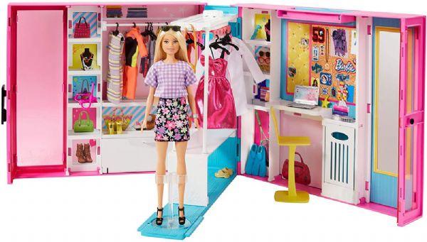 Image of Barbie Dream Closet (29-0GBK10)