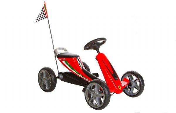 Image of Ferrari Go-Kart (291-000787)