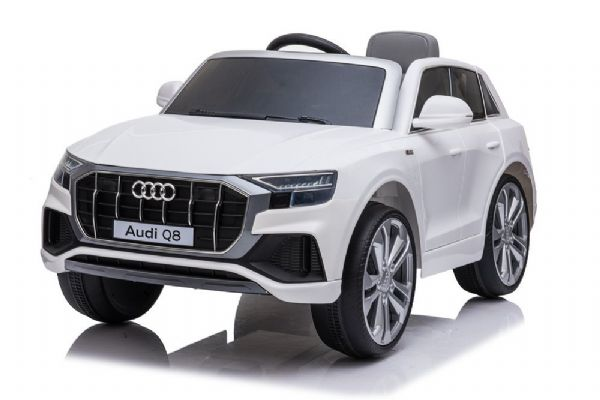 Image of Audi Q8 12V hvid (291-001906)